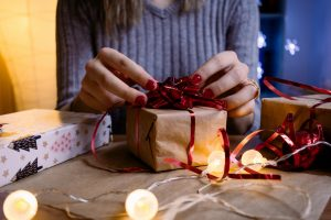 Holiday gifts for healthy women