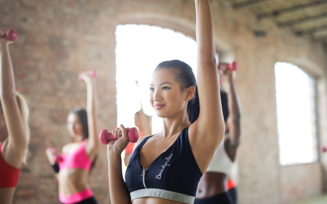 Want Better Sex? Level Up With Exercise